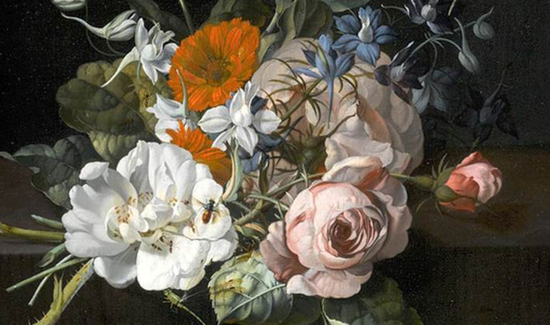 Rachel Ruysch, Still Life of Flowers